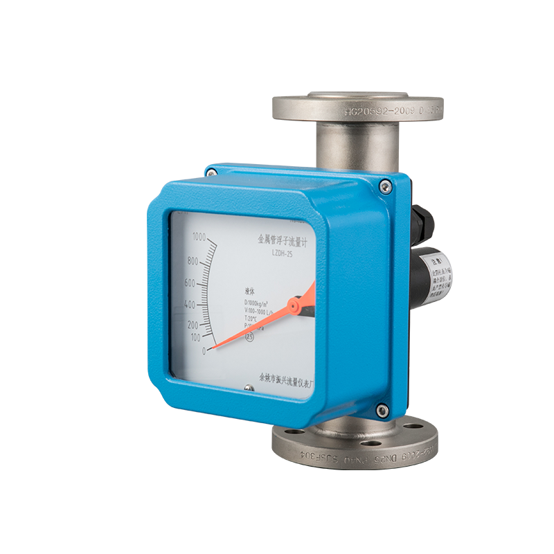 Metallic Tube Variable-Area Flowmeters (KF800)