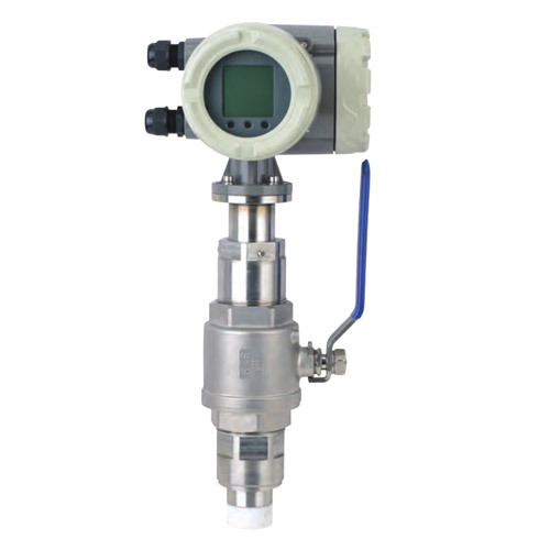 What is the maintenance of the electrode of the electromagnetic flowmeter?