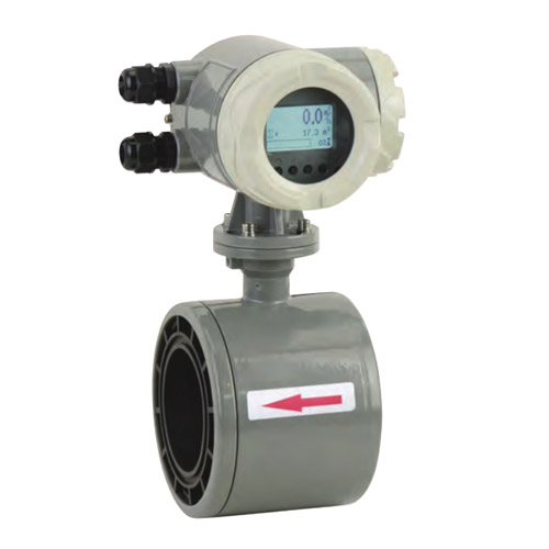 What about the electromagnetic flowmeter?