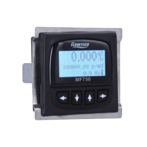 100*100mm Remote installation MF750 Series Intelligent Electromagnetic Flow Converters