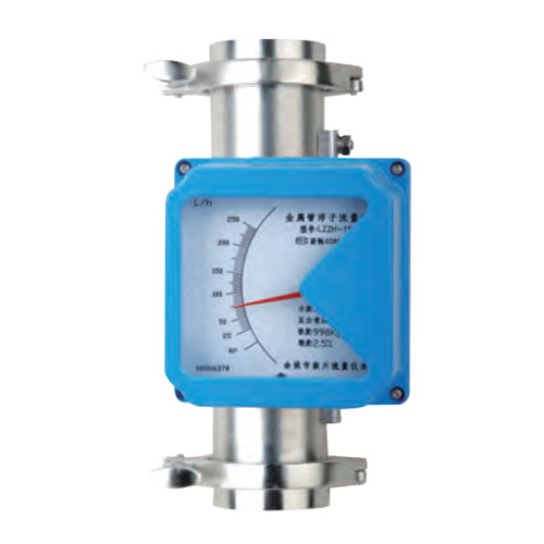 Work reliable Metallic Tube Variable-Area Flowmeters (KF800)