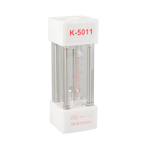 With flow control value Glass Rotameters (K-5011 Series)